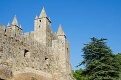 Castillo de Santa María DA Feira Imagenes de archivo