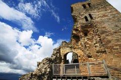 Castillo de Scarborough fotografía de archivo libre de regalías