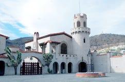 Castillo de Scotty Fotografía de archivo
