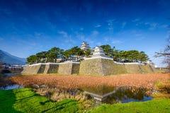 Castillo de Shimabara foto de archivo