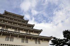 Castillo de Shimabara, Nagasaki, Japón Foto de archivo