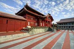 Castillo de Shuri fotografía de archivo libre de regalías