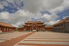Castillo de Shuri Fotografía de archivo