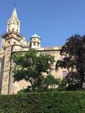 Castillo de Sigmaringen Fotografía de archivo libre de regalías