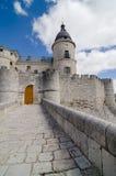 Castillo de Simancas, Valladolid Imágenes de archivo libres de regalías