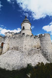 Castillo de Simancas, Valladolid Fotografía de archivo libre de regalías