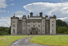 Castillo de Slane Imagen de archivo
