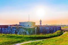 Castillo de Southsea Fotos de archivo libres de regalías