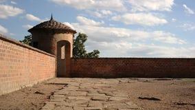 Castillo de Spilberk Foto de archivo libre de regalías