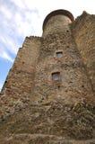 Castillo de Stara Lubovna Imágenes de archivo libres de regalías
