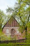 Castillo de Stargard, Alemania Imágenes de archivo libres de regalías