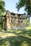 Castillo de Stellata Fotografía de archivo libre de regalías