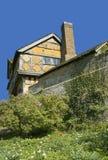 Castillo de Stokesay Imagen de archivo