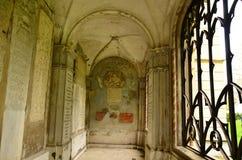 Castillo de Sturdza Imágenes de archivo libres de regalías
