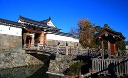 Castillo de Sunpu, ciudad de Shizuoka, Japón Imagenes de archivo