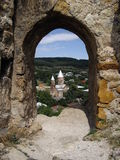 Castillo de Surami Fotografía de archivo