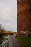 Castillo de Swiecie Imagen de archivo