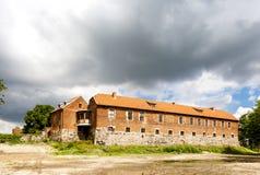 Castillo de Szutm Imagenes de archivo