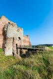 Castillo de Tantallon Fotos de archivo libres de regalías
