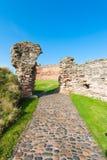 Castillo de Tantallon Imagenes de archivo