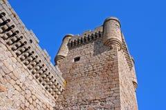 Castillo de Torija Fotos de archivo