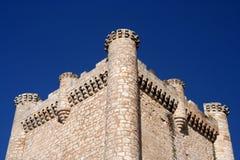 Castillo de Torija fotografía de archivo