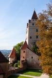 Castillo de Trausnitz Foto de archivo