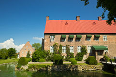 Castillo de Trolle-Ljungby, Suecia Fotografía de archivo