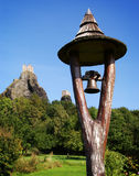 Castillo de Trosky Foto de archivo