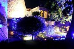 Castillo de Trsat foto de archivo libre de regalías