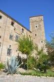 Castillo de Trujillo Stock Photography