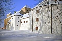 Castillo de Turku Fotografía de archivo libre de regalías