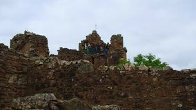 Castillo de Urquhart metrajes