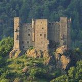 Castillo de Ussel Stock Image