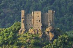 Castillo de Ussel Royalty Free Stock Image