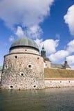 Castillo de Vadstena fotografía de archivo
