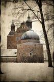 Castillo de Vadstena Fotos de archivo