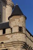 Castillo de Vincennes, París Fotografía de archivo