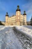 Castillo de Vrchlabi en República Checa Imagen de archivo libre de regalías