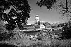 Castillo de Vyborg Imagen de archivo