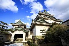 Castillo de Wakayama fotografía de archivo