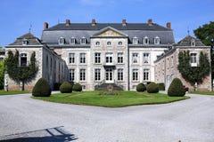 Castillo de Waleffe en Bélgica Imagenes de archivo