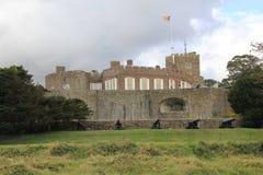 Castillo de Walmer Imagen de archivo libre de regalías