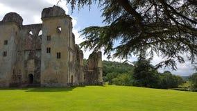 Castillo 10 de Wardour Imagenes de archivo
