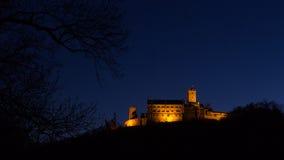 Castillo de Wartburg Fotos de archivo