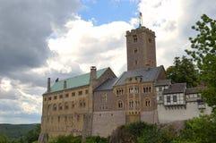 Castillo de Wartburg Imágenes de archivo libres de regalías
