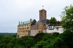 Castillo de Wartburg imagen de archivo libre de regalías
