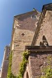Castillo de Wartburg en Alemania Foto de archivo