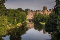 Castillo de Warwick Imagen de archivo