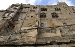 Castillo de Warwick, Warwickshire, Inglaterra Fotografía de archivo